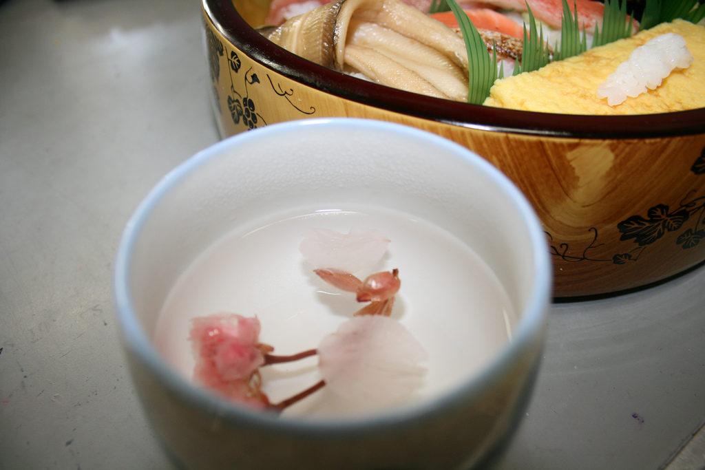 Tè Sakura